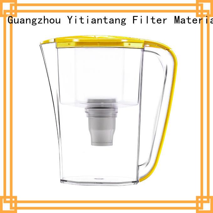 Yestitan Filter Kettle glass water filter manufacturer for office