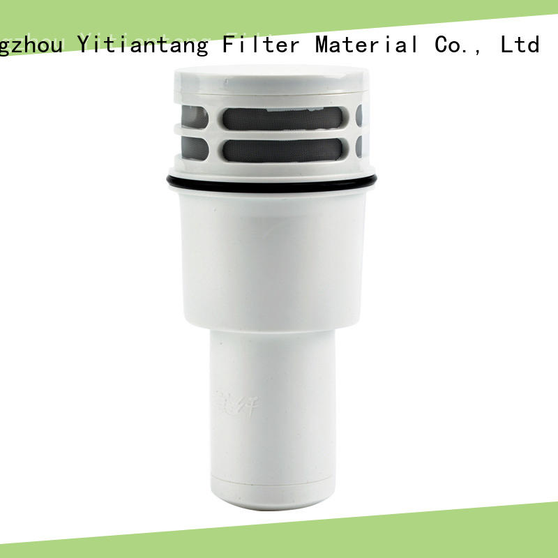 hot selling activated carbon water filter factory price for shop