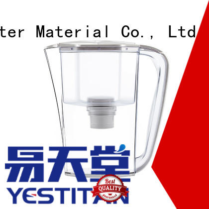 Yestitan Filter Kettle reliable glass water filter pitcher on sale for home
