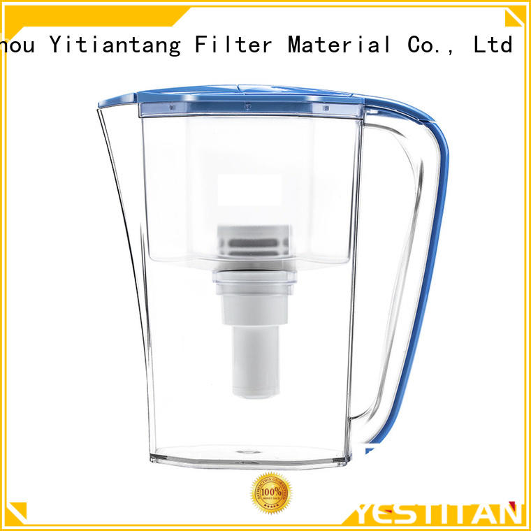 Yestitan Filter Kettle durable glass water filter pitcher directly sale for company