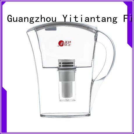 Yestitan Filter Kettle practical glass water filter pitcher supplier for company
