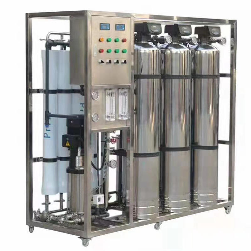 1000L/H pure water system RO reverse osmosis water treatment equipment machine