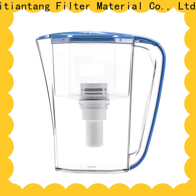 Yestitan Filter Kettle good quality glass water filter pitcher on sale for home
