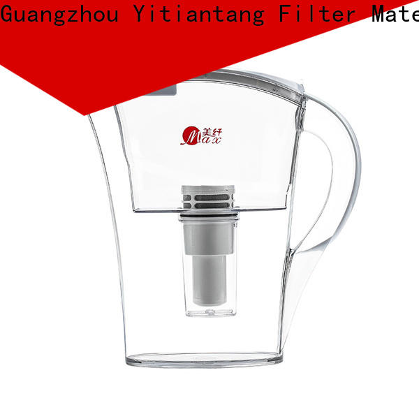 Yestitan Filter Kettle practical glass water filter directly sale for office