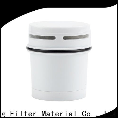 long lasting activated carbon water filter factory price for shop