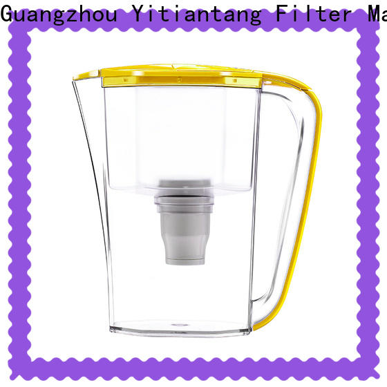 Yestitan Filter Kettle durable water filter kettle supplier for workplace