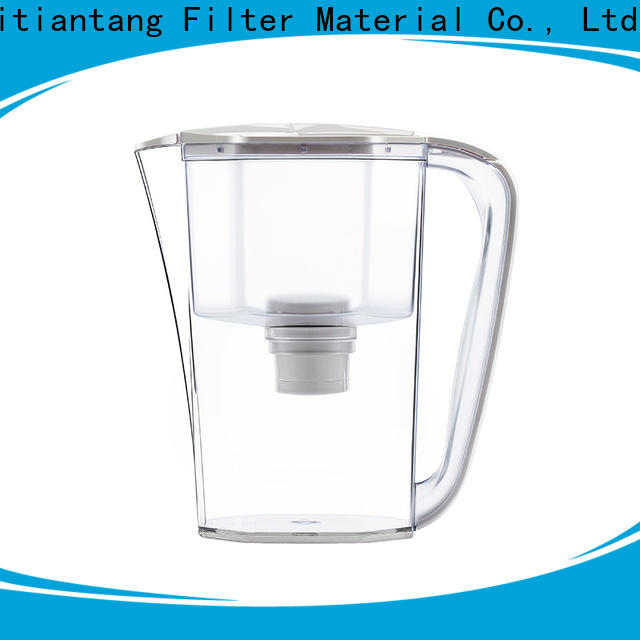 Yestitan Filter Kettle glass water filter pitcher supplier for workplace