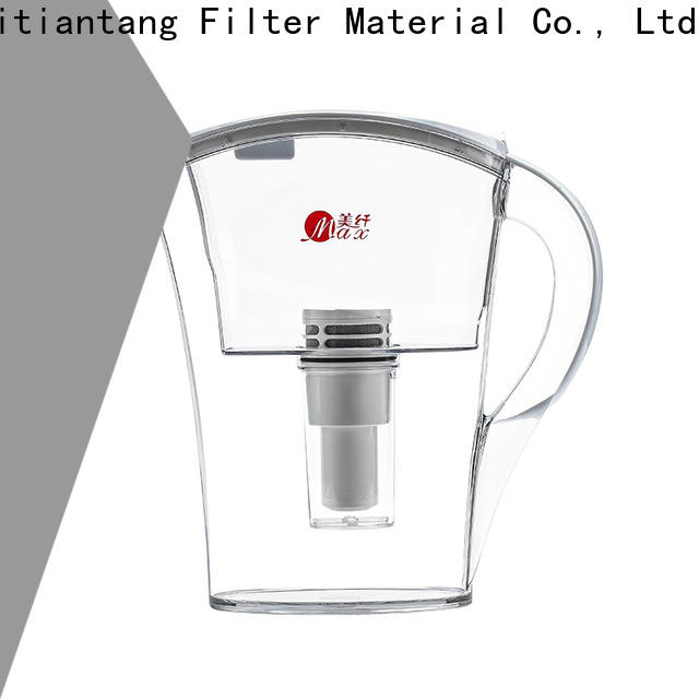 Yestitan Filter Kettle practical glass water filter manufacturer for workplace