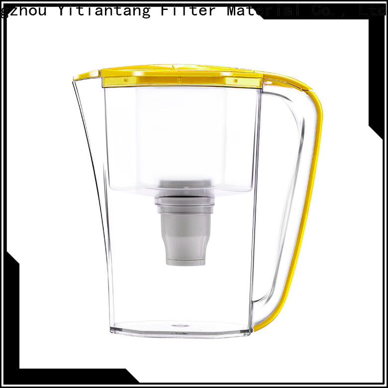 Yestitan Filter Kettle best water purifier pitcher directly sale for company