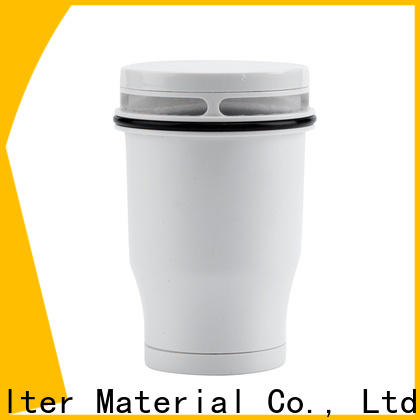 efficient activated carbon water filter supplier for home