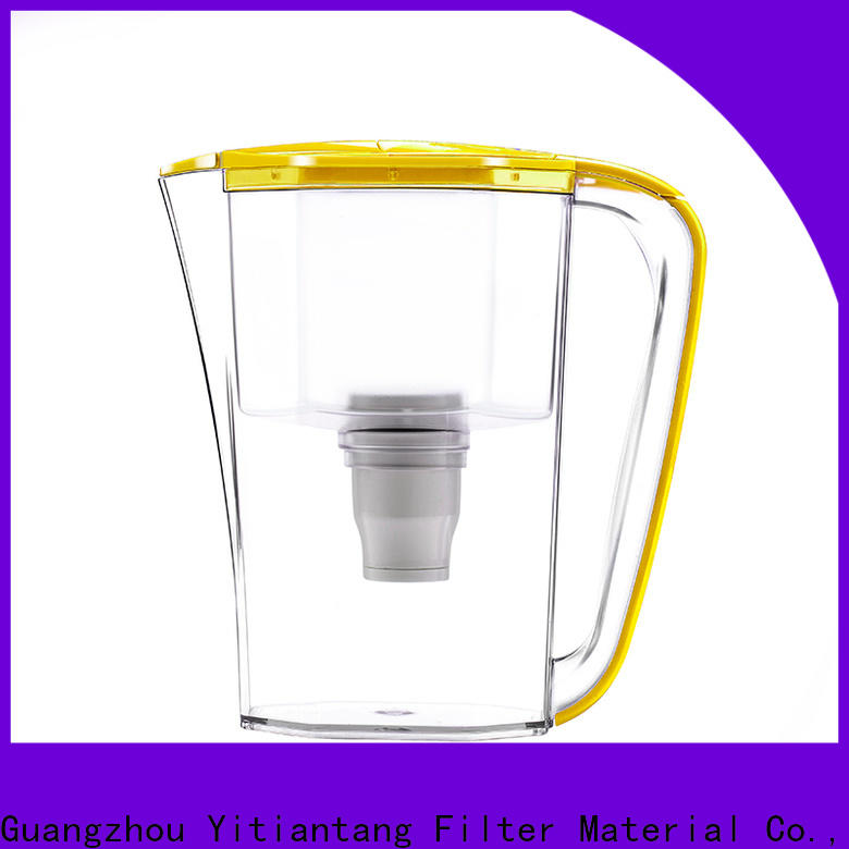 Yestitan Filter Kettle durable best water purifier pitcher directly sale for workplace