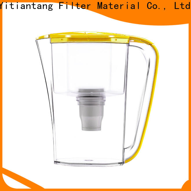 good quality glass water filter supplier for home