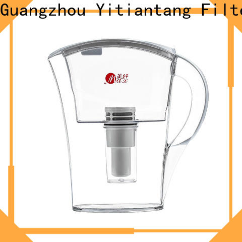 Yestitan Filter Kettle practical glass water filter pitcher manufacturer for workplace