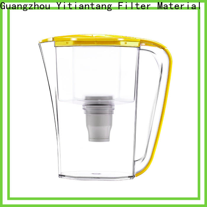 good quality glass water filter manufacturer for workplace