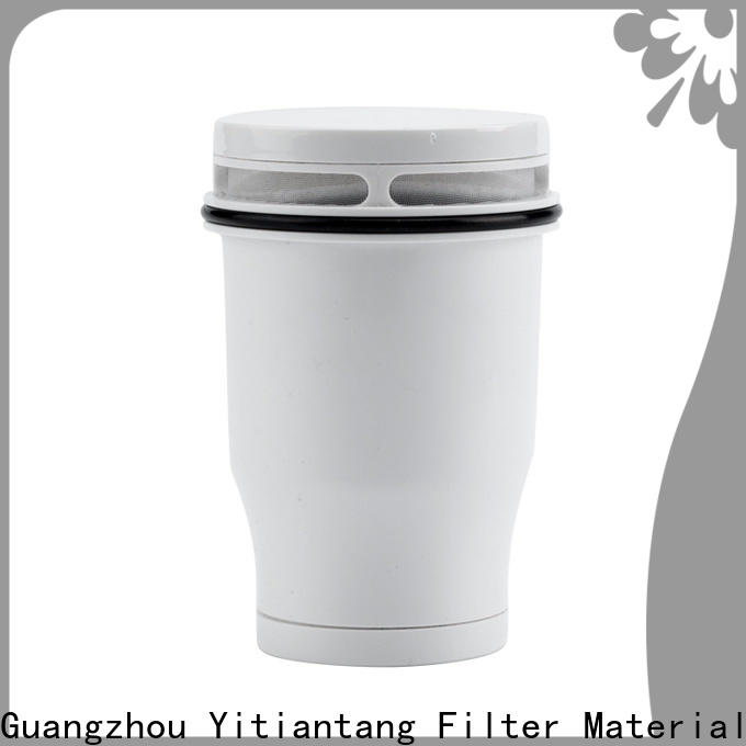 long lasting activated carbon water filter factory price for office