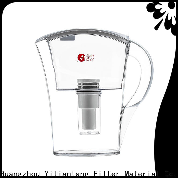 Yestitan Filter Kettle good quality glass water filter pitcher manufacturer for workplace
