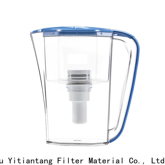 reliable glass water filter on sale for workplace