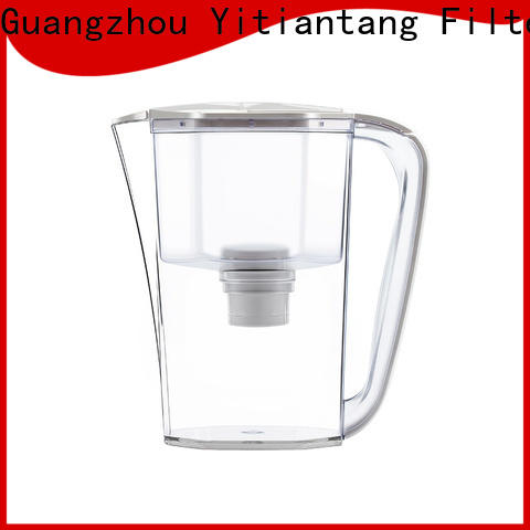 Yestitan Filter Kettle practical glass water filter pitcher supplier for home