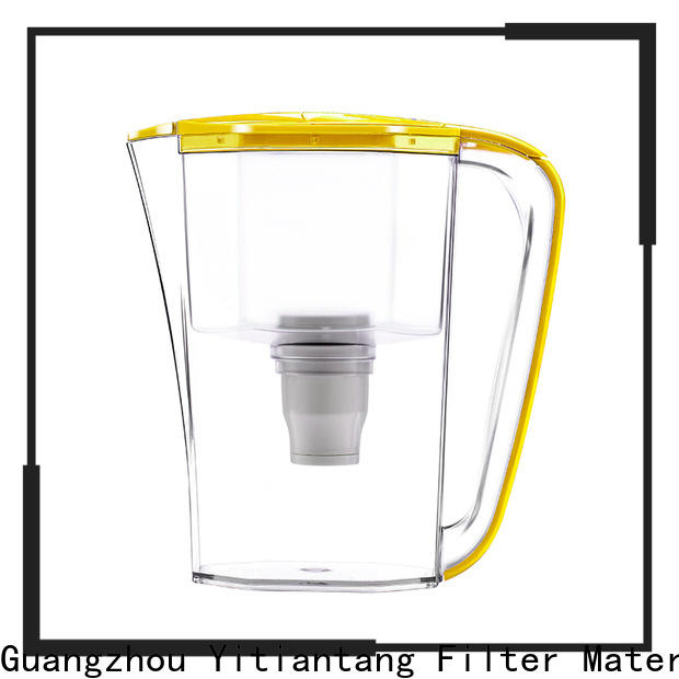Yestitan Filter Kettle durable glass water filter pitcher manufacturer for workplace