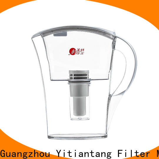 practical glass water filter manufacturer for office