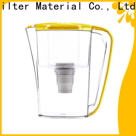 Yestitan Filter Kettle glass water filter pitcher on sale for workplace