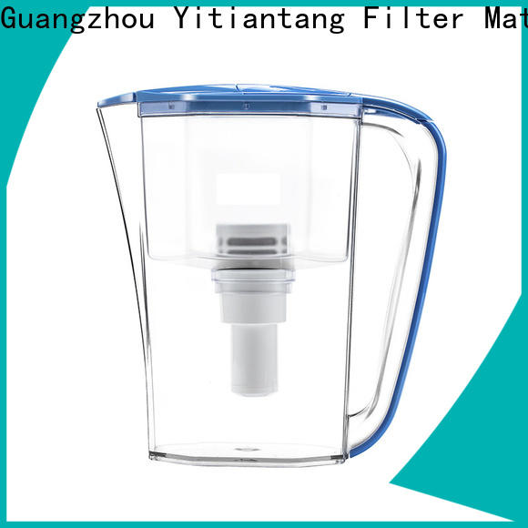 Yestitan Filter Kettle durable pure water filter manufacturer for company