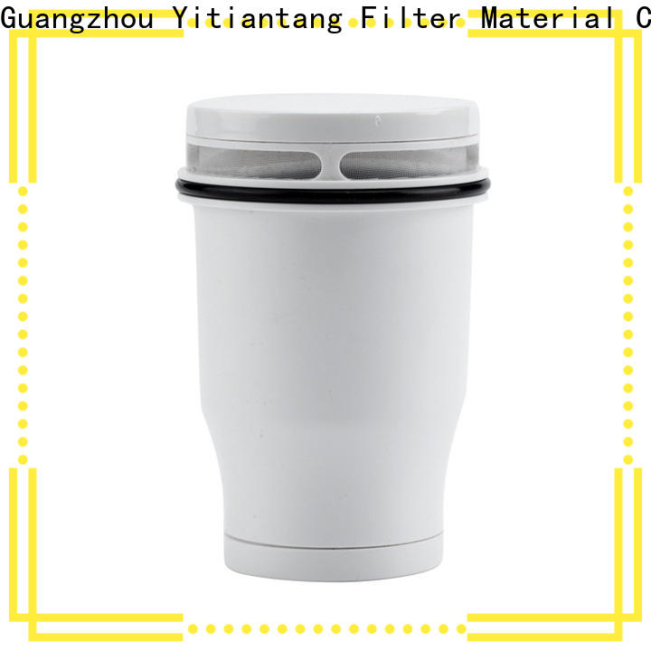Yestitan Filter Kettle popular activated carbon water filter manufacturer for home