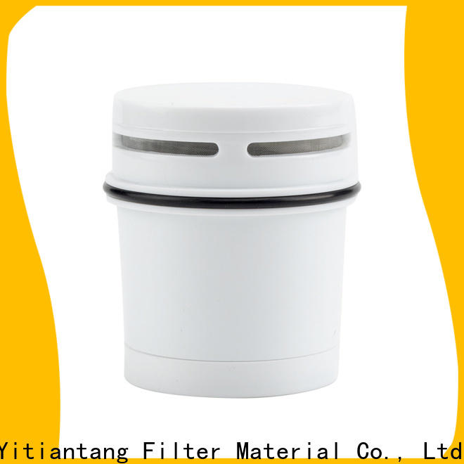 hot selling activated carbon water filter promotion for shop