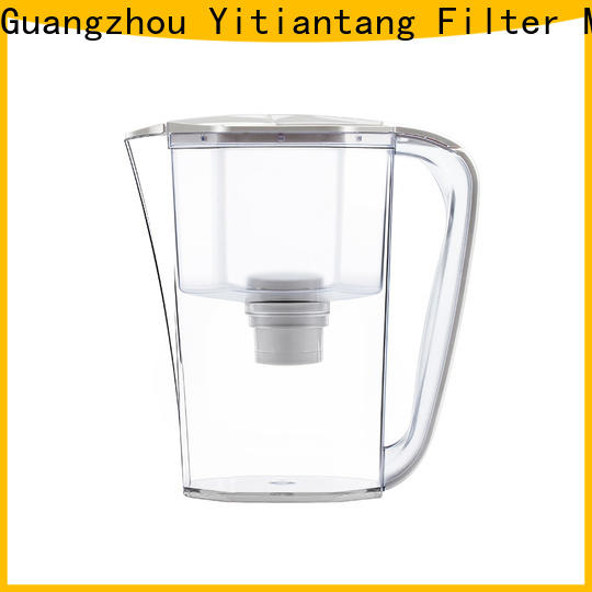 Yestitan Filter Kettle glass water filter pitcher manufacturer for home