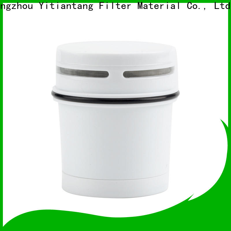 efficient activated carbon water filter manufacturer for home
