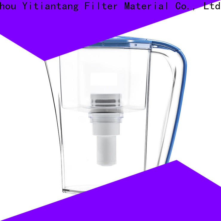 Yestitan Filter Kettle good quality glass water filter manufacturer for office