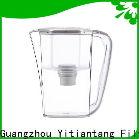 Yestitan Filter Kettle durable portable water filter manufacturer for office