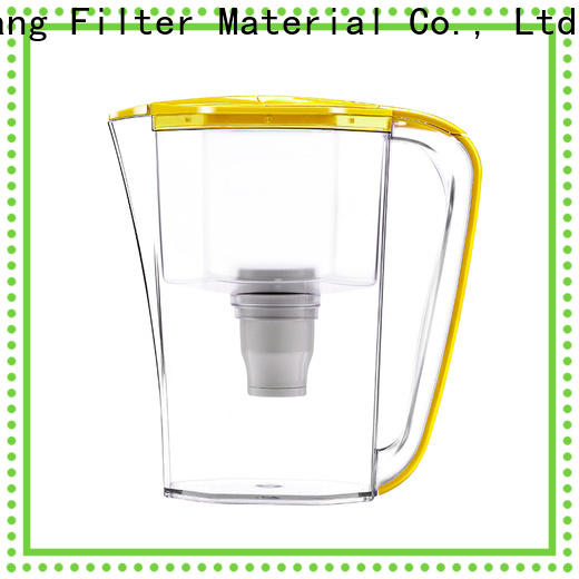 durable glass water filter pitcher directly sale for company