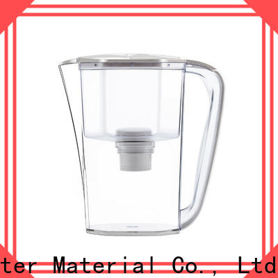 practical glass water filter pitcher directly sale for workplace