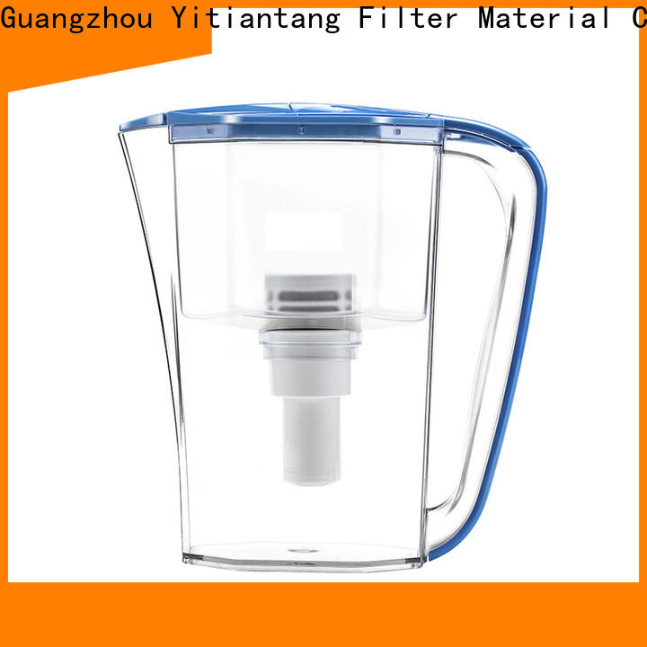 Yestitan Filter Kettle glass water filter directly sale for office