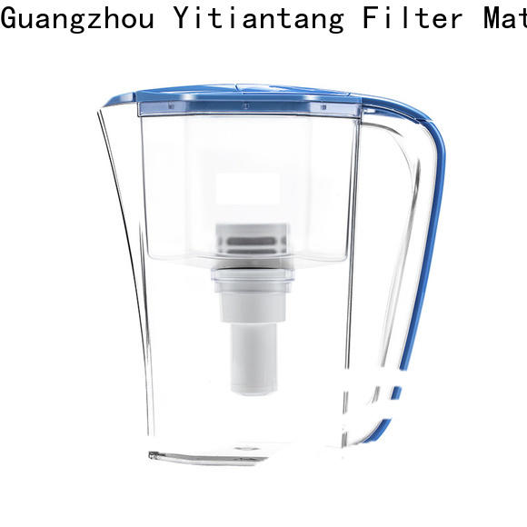 Yestitan Filter Kettle durable best water purifier pitcher directly sale for home