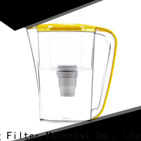 Yestitan Filter Kettle reliable glass water filter pitcher directly sale for workplace