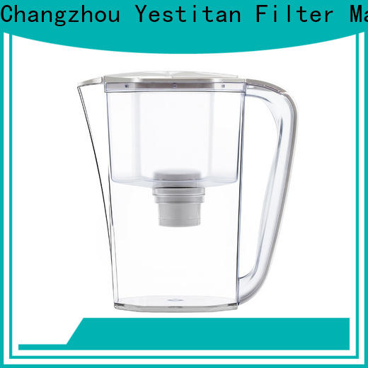 durable glass water filter pitcher on sale for workplace