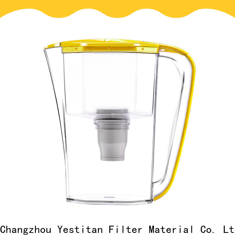 Yestitan Filter Kettle durable glass water filter pitcher supplier for workplace