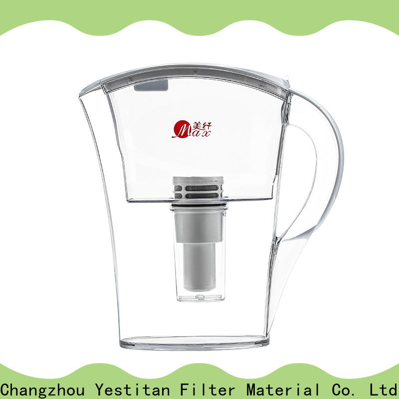 Yestitan Filter Kettle reliable glass water filter manufacturer for workplace