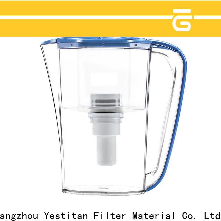 Yestitan Filter Kettle glass water filter on sale for company