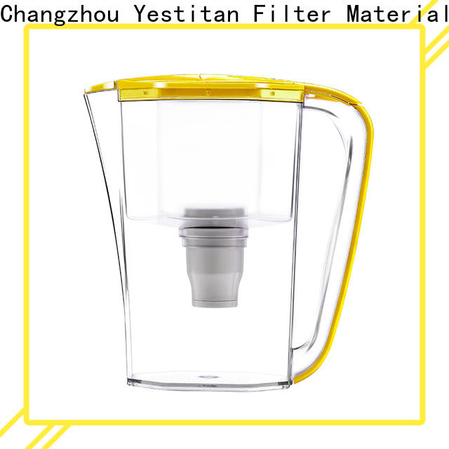 Yestitan Filter Kettle pure water filter supplier for company