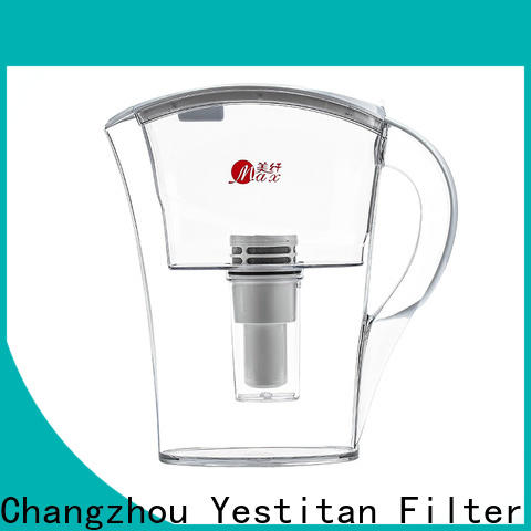 practical glass water filter pitcher directly sale for home