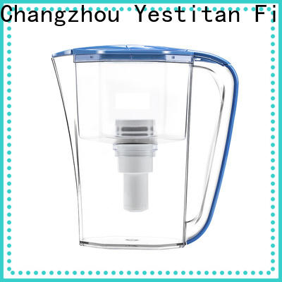Yestitan Filter Kettle good quality glass water filter pitcher supplier for home