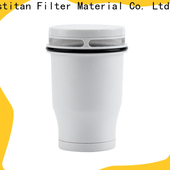 efficient activated carbon water filter supplier for office