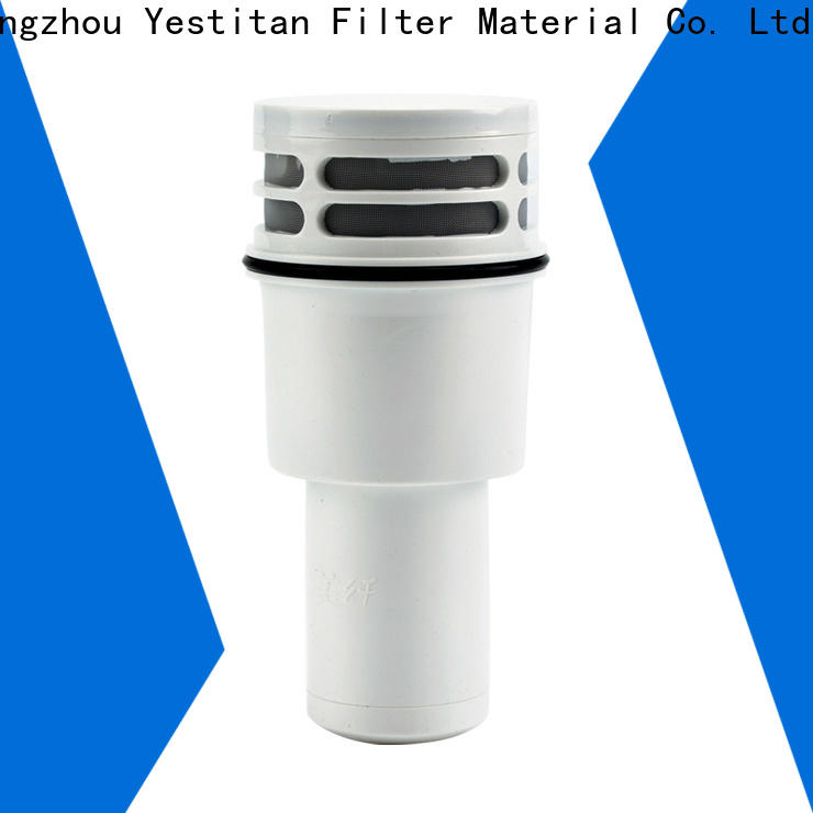 Yestitan Filter Kettle activated carbon water filter supplier for home