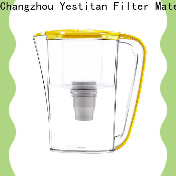 good quality glass water filter on sale for company