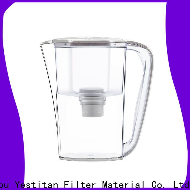 Yestitan Filter Kettle durable best water purifier pitcher supplier for workplace