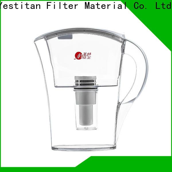 Yestitan Filter Kettle best water purifier pitcher supplier for workplace
