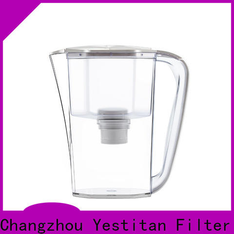 Yestitan Filter Kettle good quality glass water filter pitcher manufacturer for home